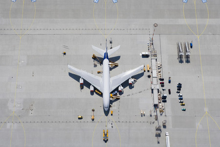 Airports from above 22