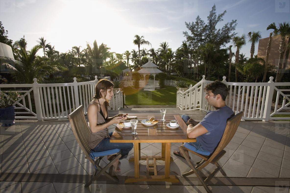 Hot Couple on the Beach  23