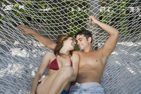 Hot Couple on the Beach  24