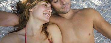 Hot Couple on the Beach  29