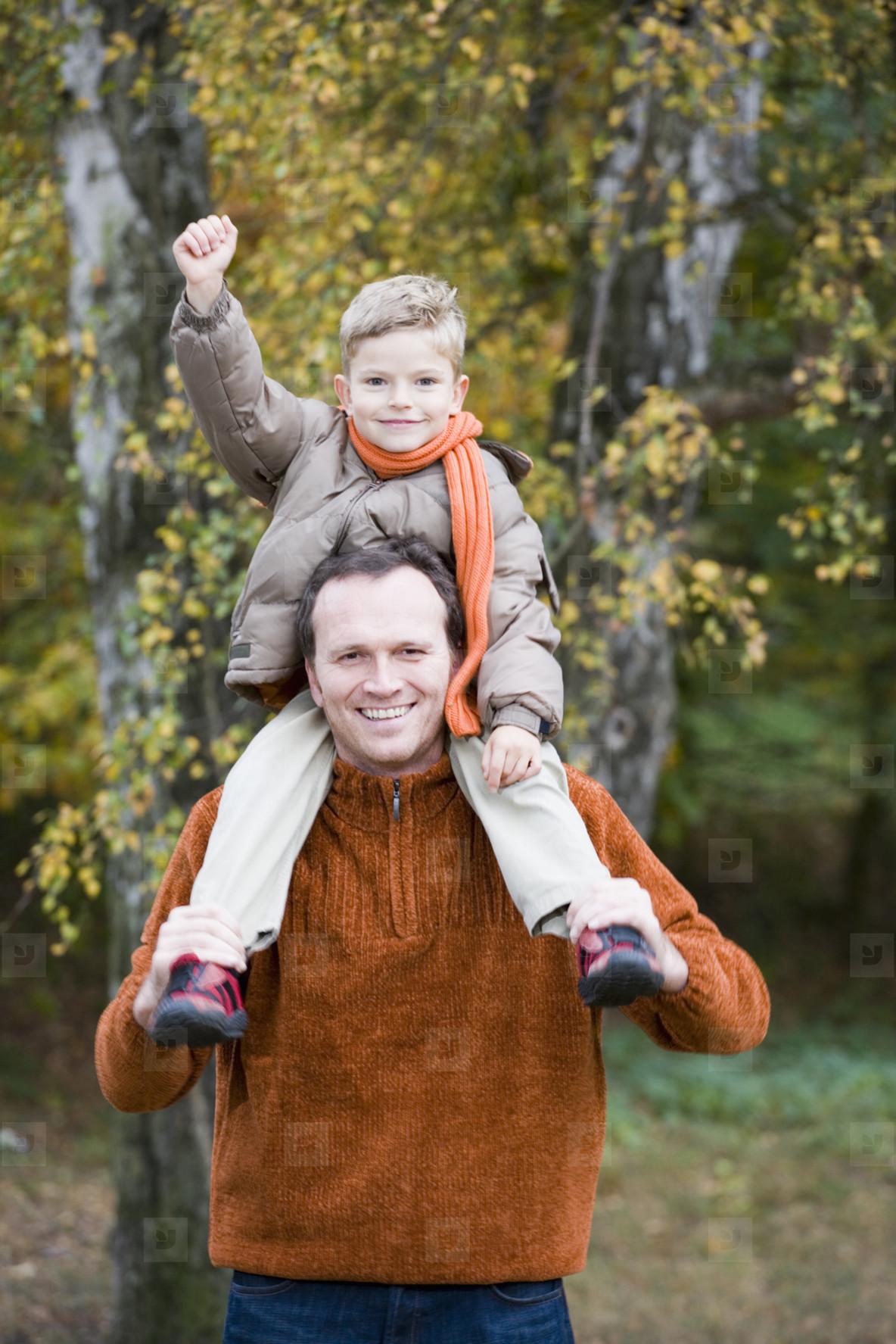 Autumn Family  06