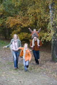 Autumn Family 27