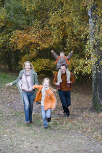 Autumn Family 27