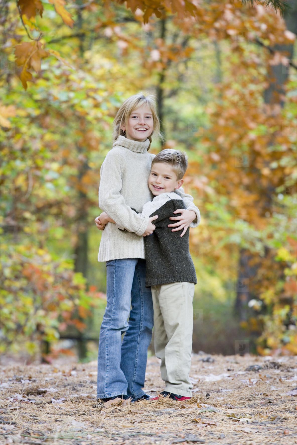 Autumn Family  28