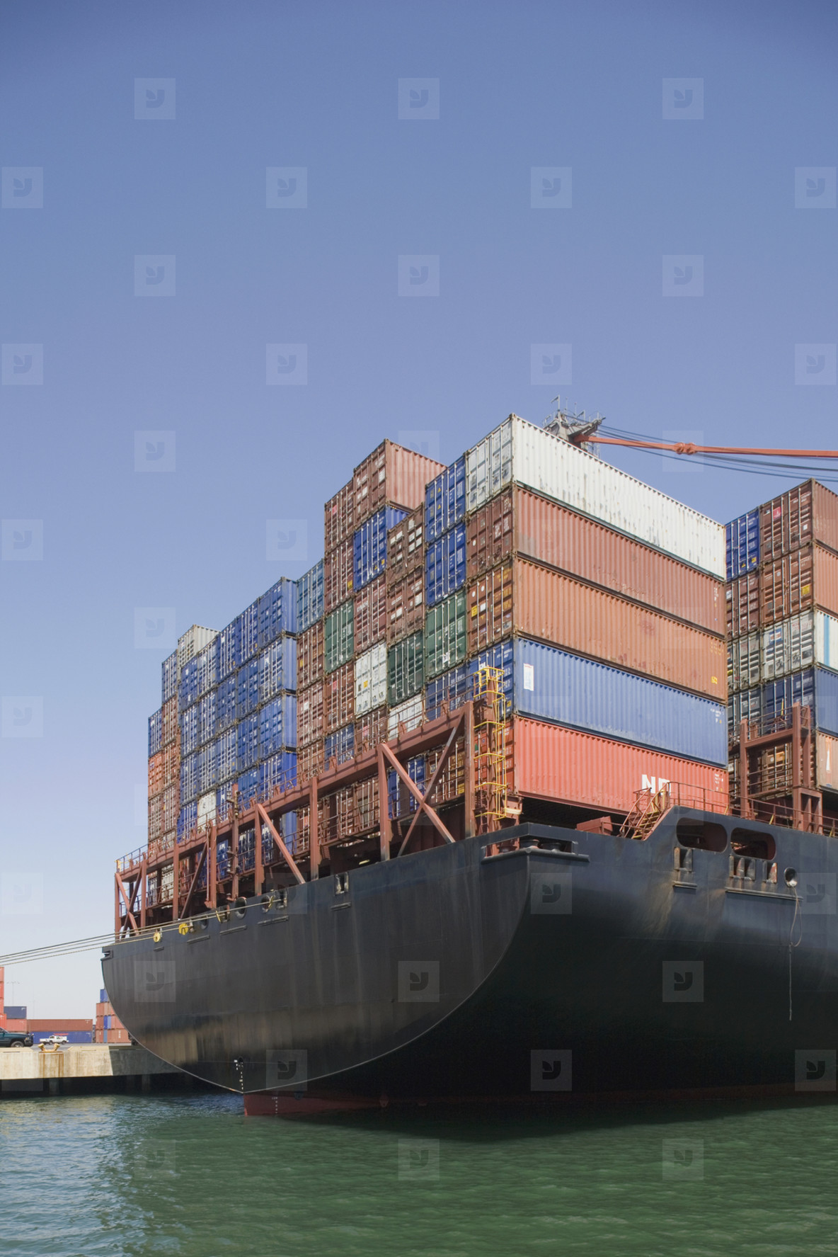 Shipping Port  01