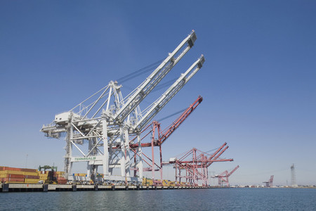 Shipping Port  04