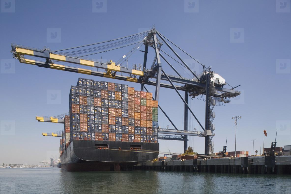 Shipping Port  05