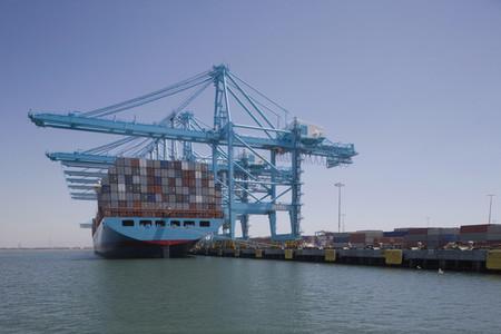 Shipping Port 08