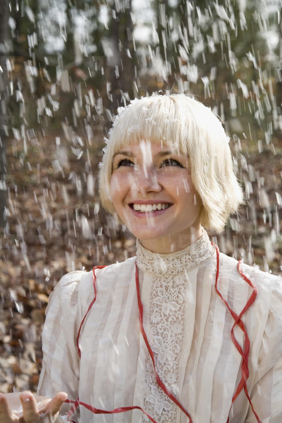 Happy Holiday Winter Girl  18