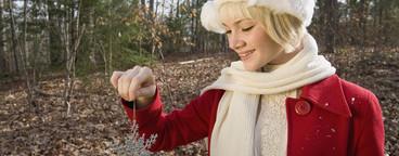Happy Holiday Winter Girl  26