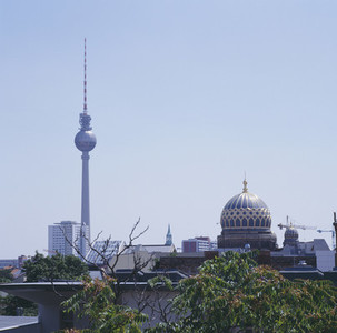 Berlin and Prague  05