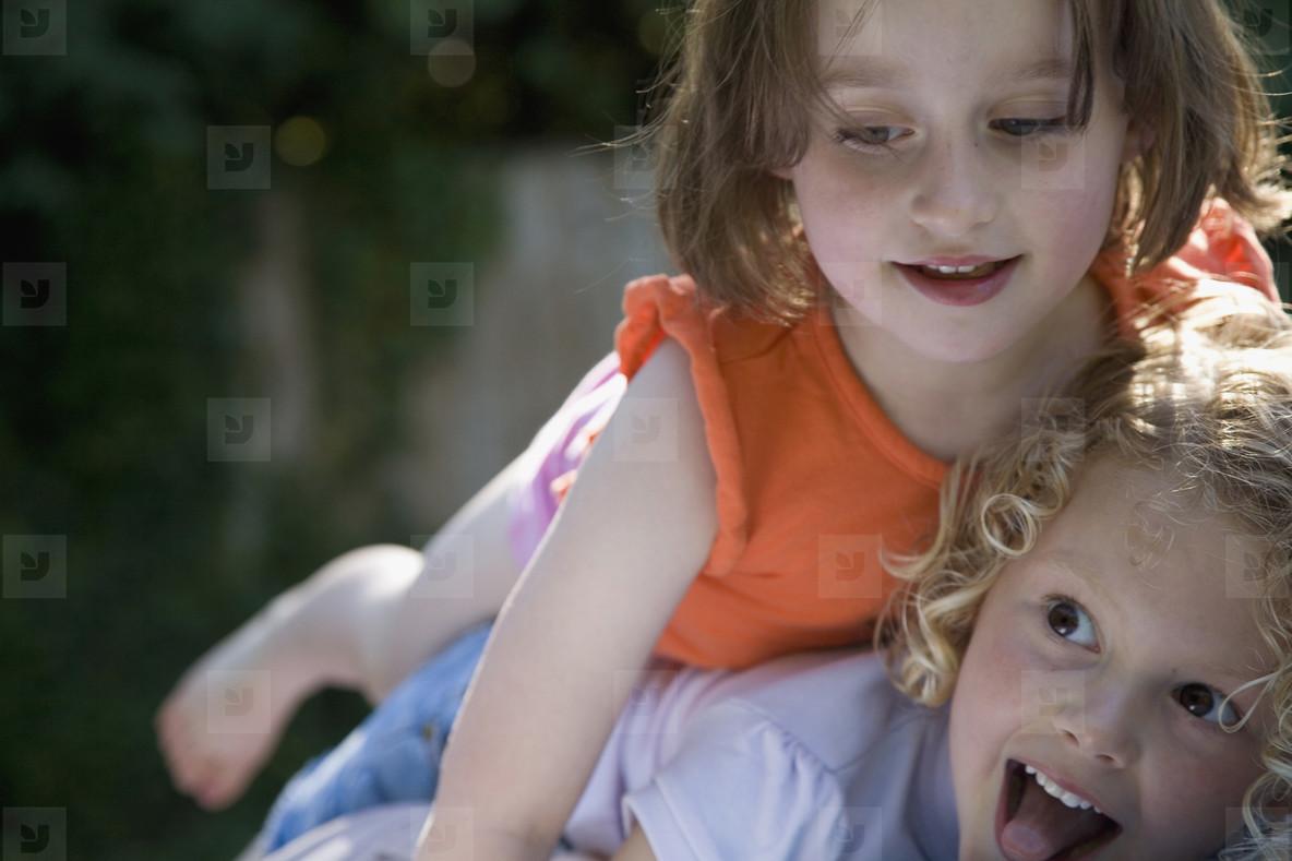 Childhood Friendship and Fun  47