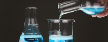 Chemistry Lab and Pills  09