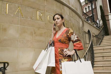 Beverly Hills Shopping Spree  01