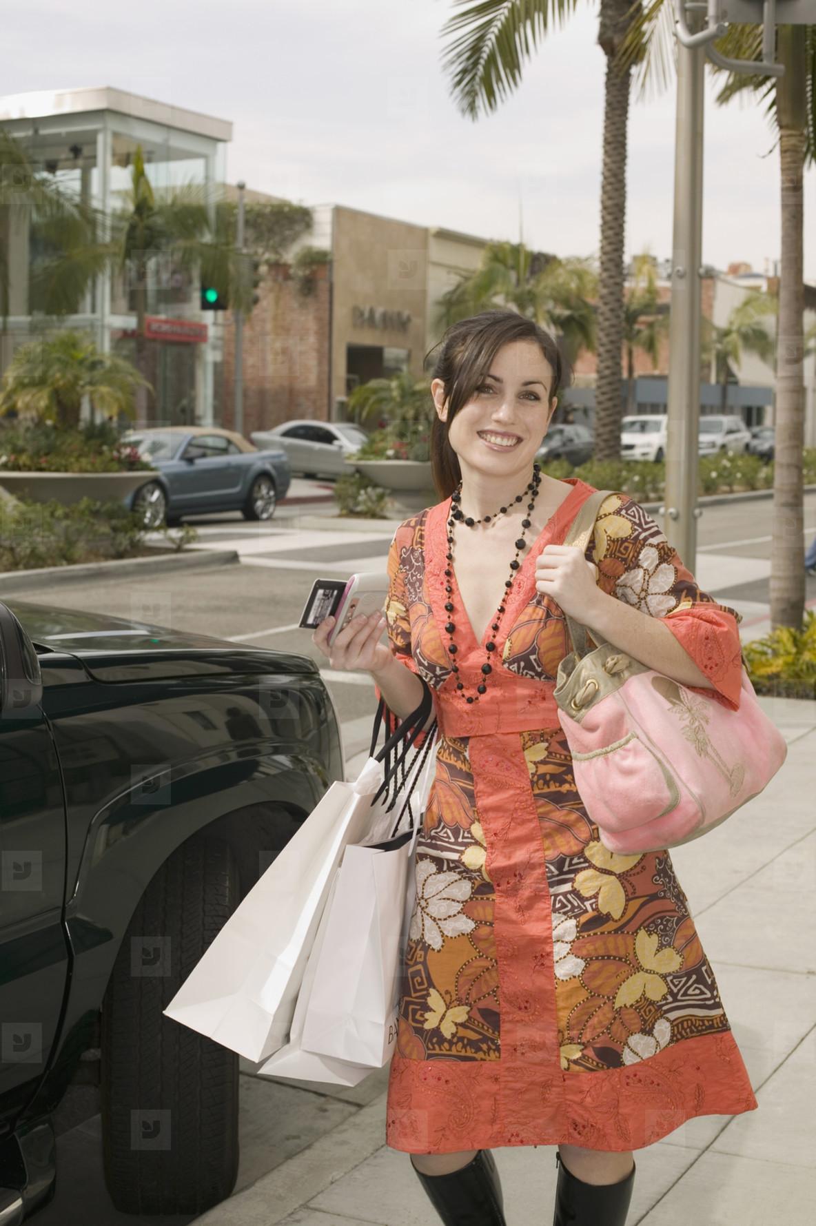 Beverly Hills Shopping Spree  11