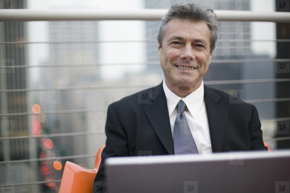 Senior Business Executive  08