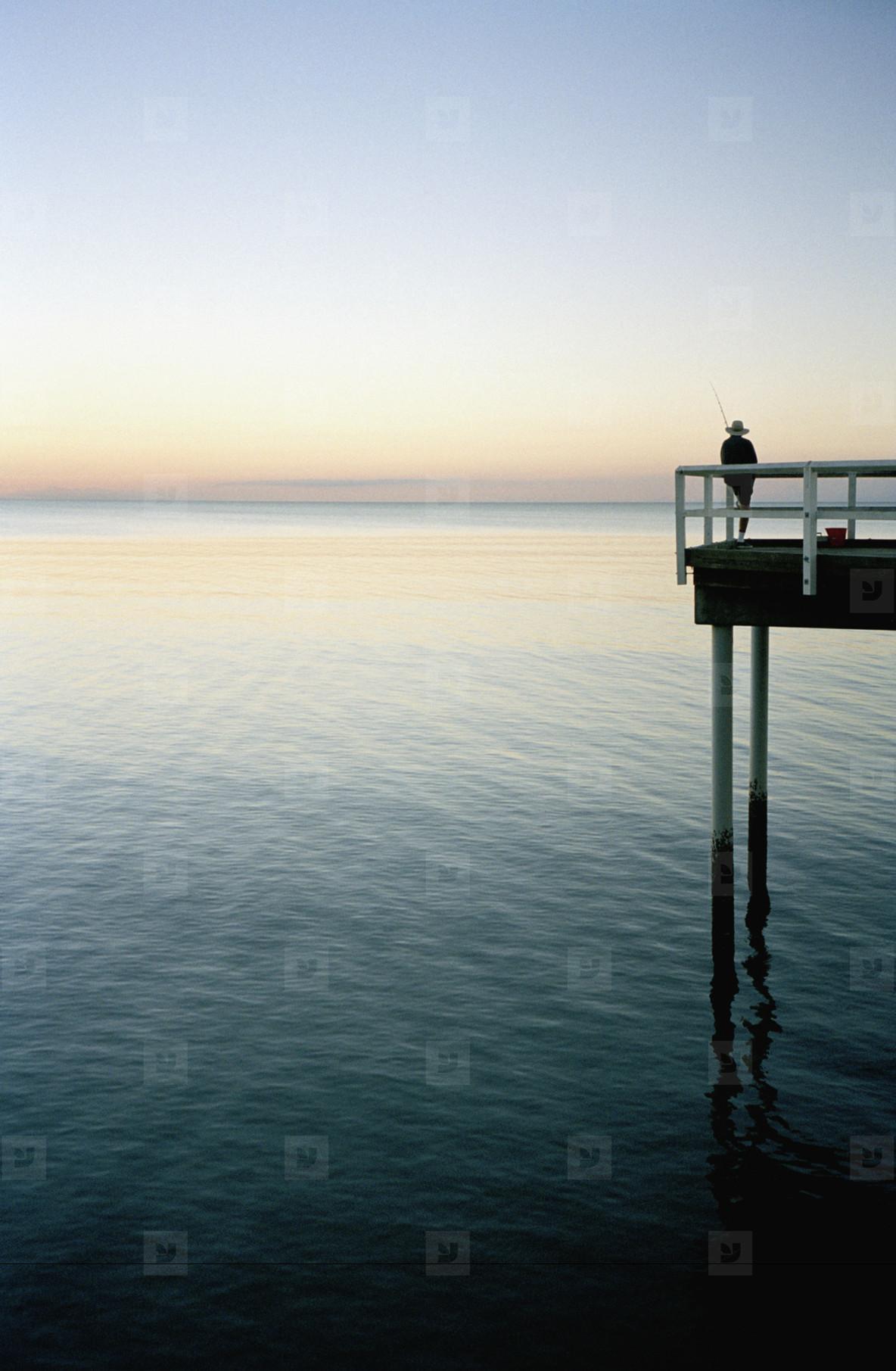 Evening Pier  07