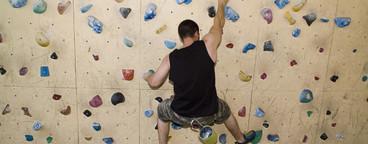 Climbing Wall  09
