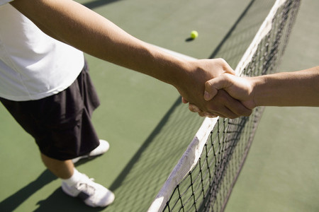 Serious Tennis  07