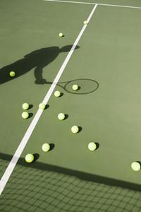 Serious Tennis  09