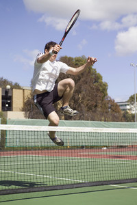 Serious Tennis  35