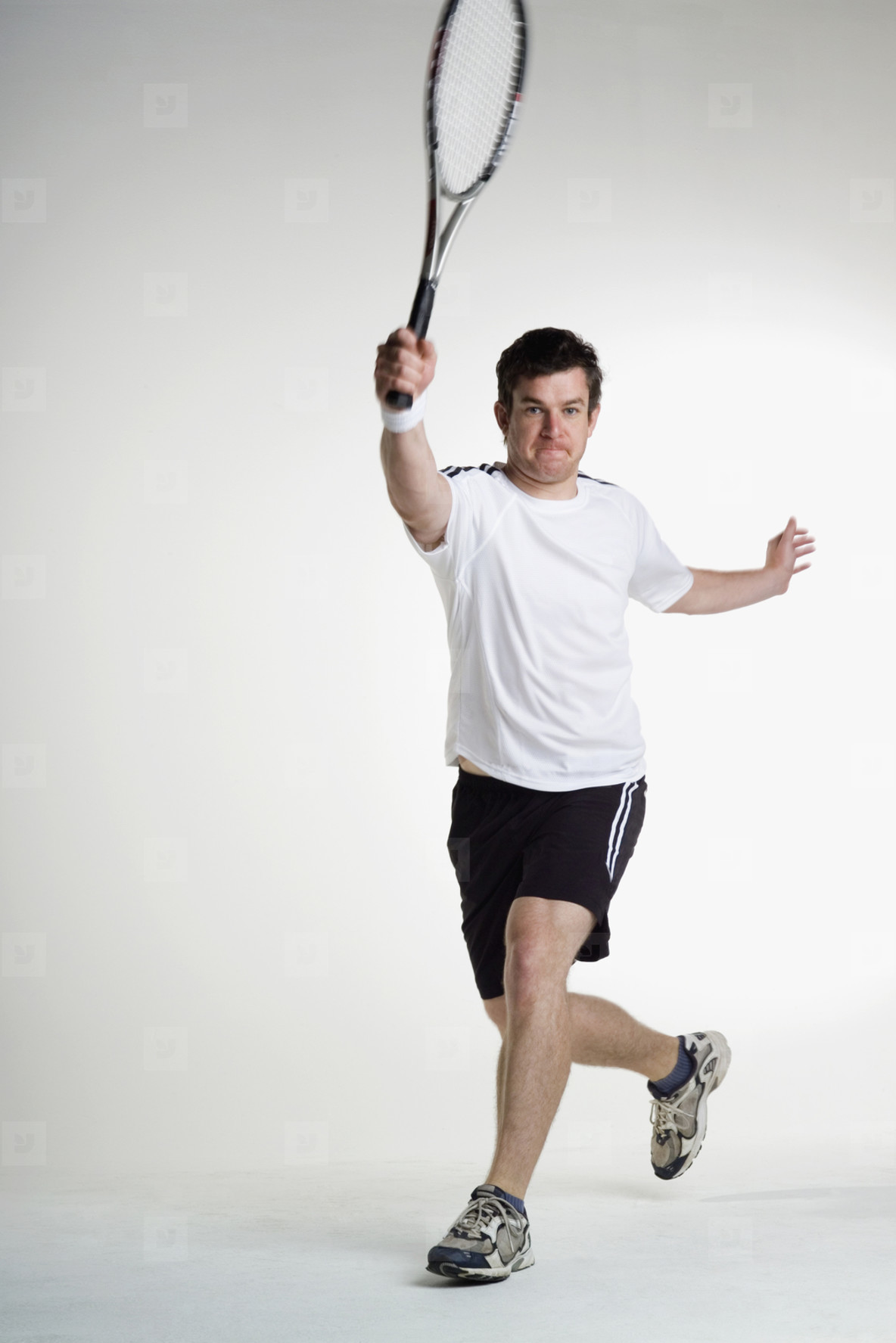 Serious Tennis  38