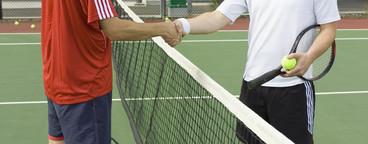 Serious Tennis  40
