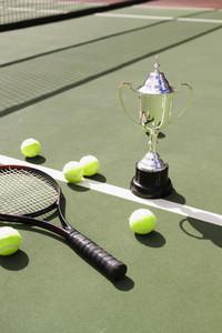 Serious Tennis  45