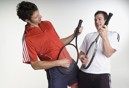 Serious Tennis 65
