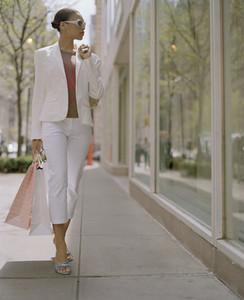 NYC Girlfriends Shopping 07