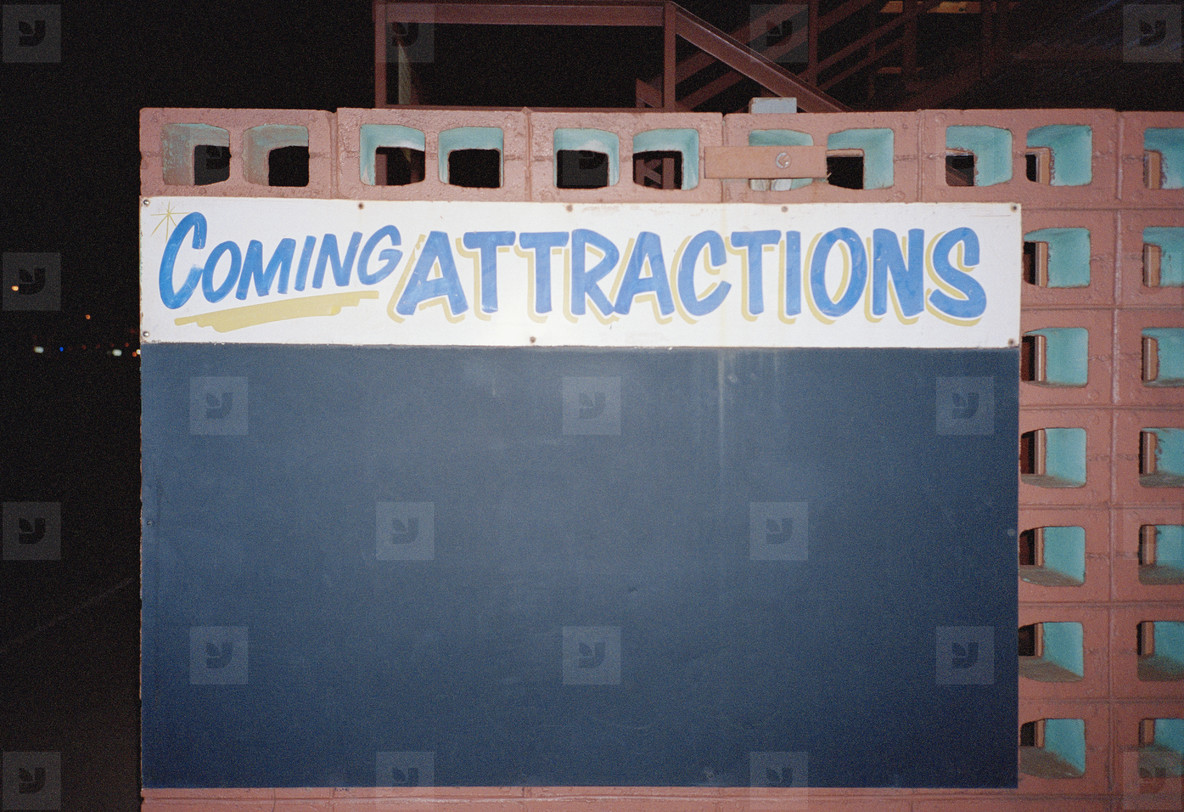 Coming Attractions  21