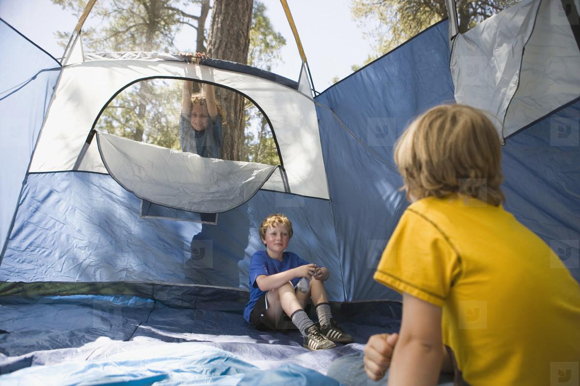 Kids Camping Weekend  04