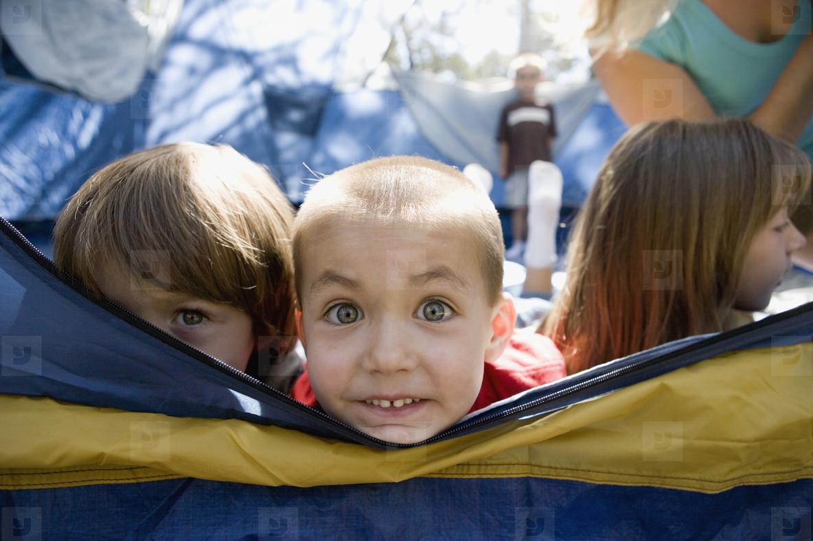 Kids Camping Weekend  11