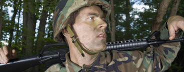 US Army Solider  09