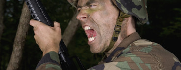US Army Solider  24