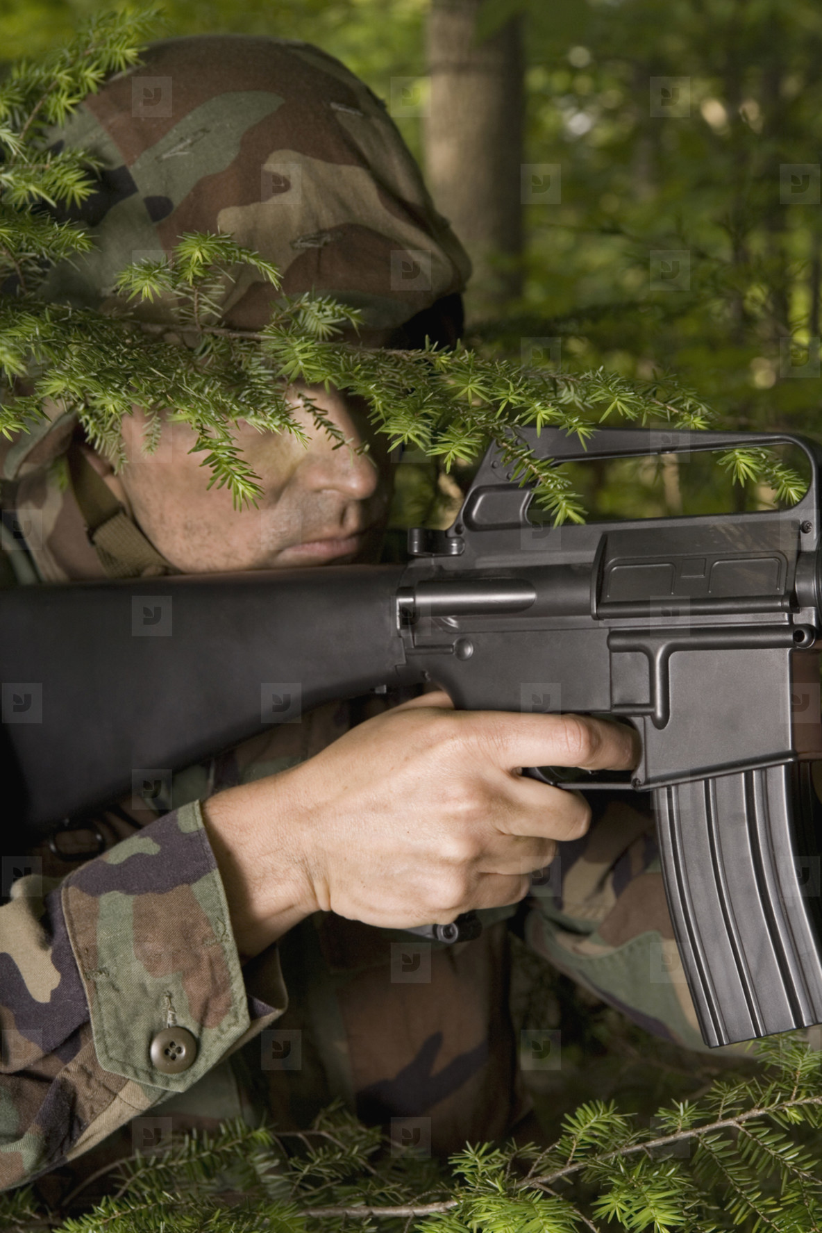 US Army Solider  27