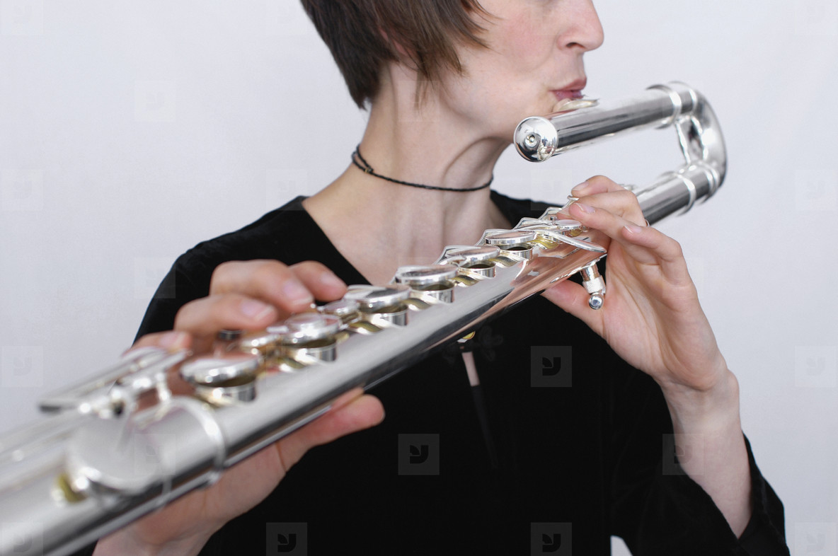 Flute Poses  03