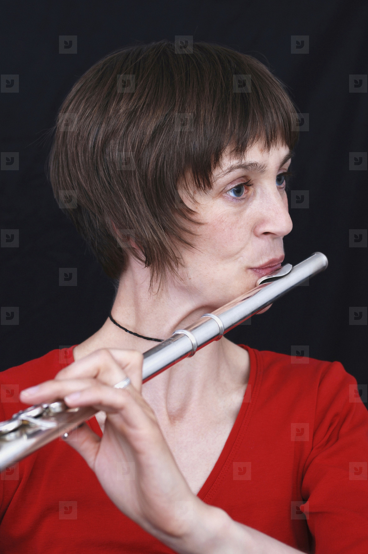Flute Poses  04