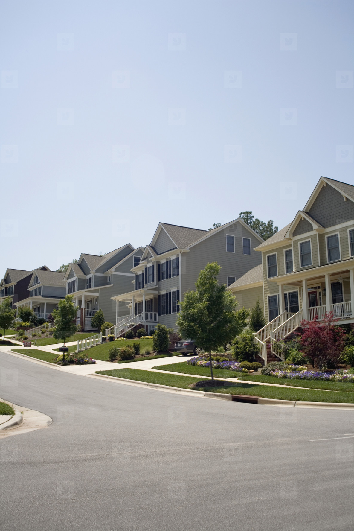 Suburban Real Estate Heaven  01