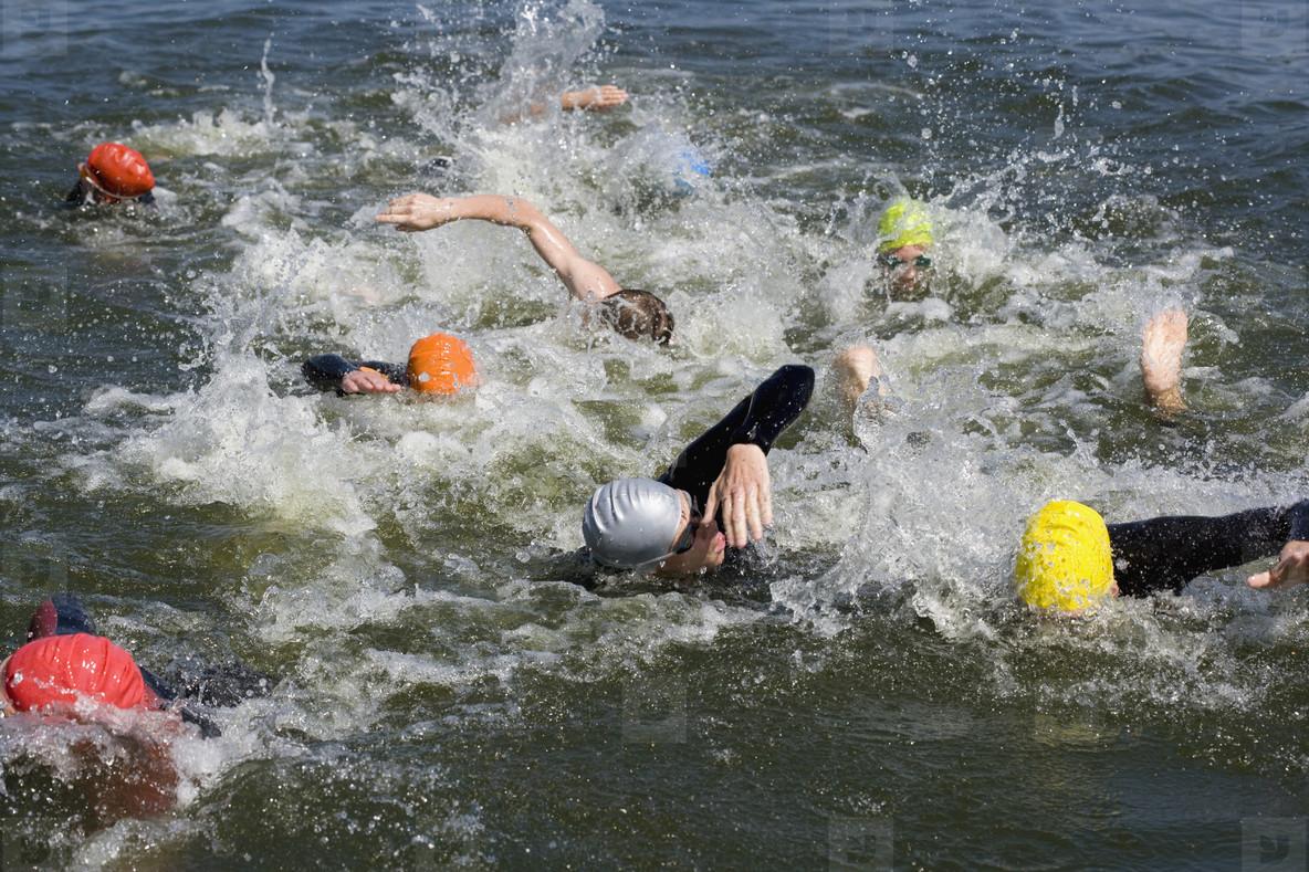 Scenes from a Triathlon  09