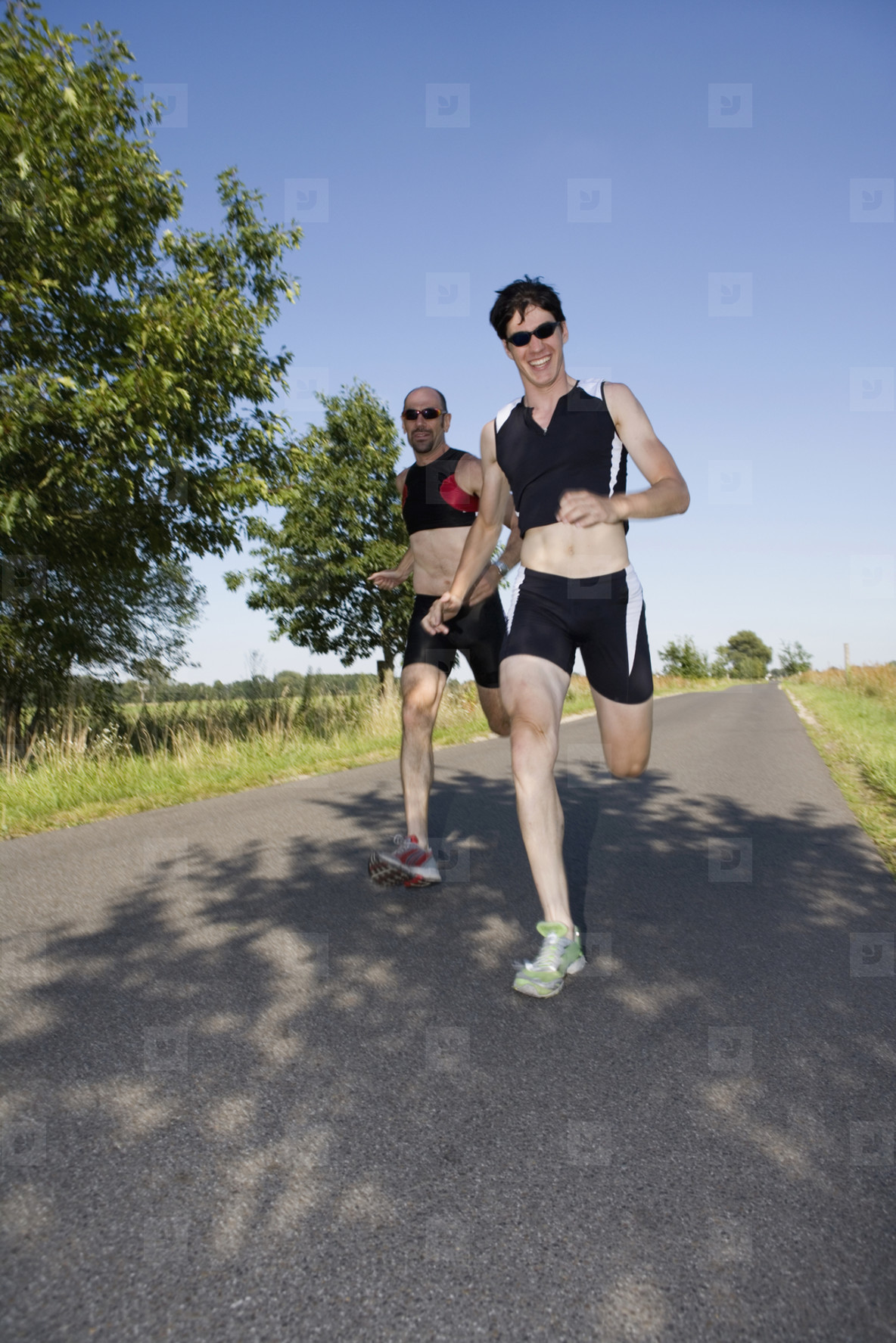 Scenes from a Triathlon  32