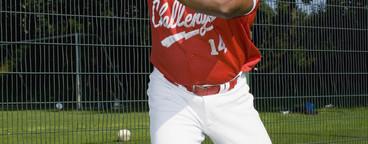 Baseball Team Action  01