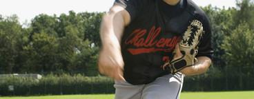Baseball Team Action  05