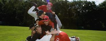 Baseball Team Action  11