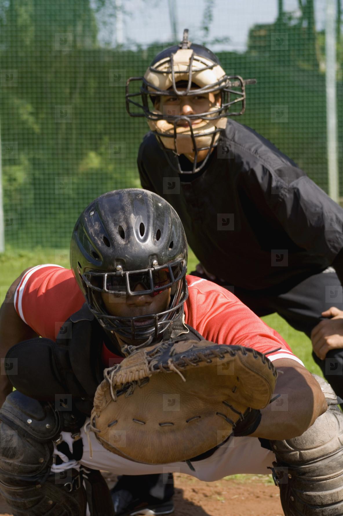 Baseball Team Action  13