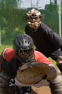Baseball Team Action 13