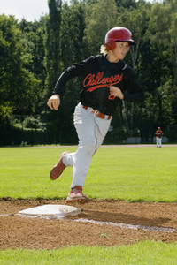 Baseball Team Action  15