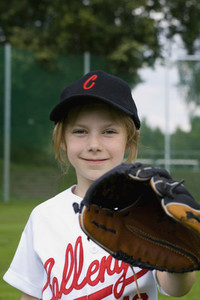 Baseball Team Action 19