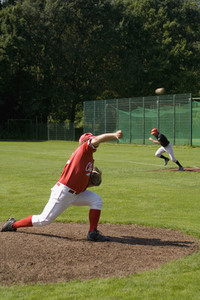 Baseball Team Action 20