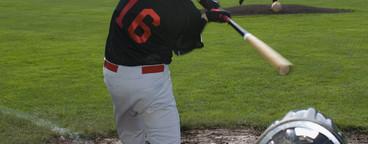 Baseball Team Action  21